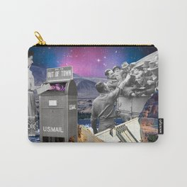 With or without you Carry-All Pouch