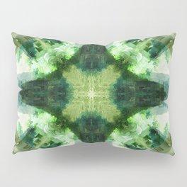 Green House Pillow Sham