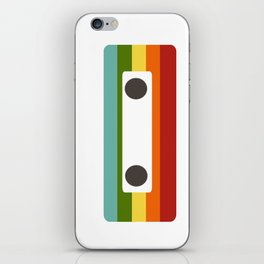 Quirky Robots iPhone Skin