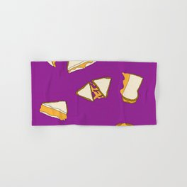 Grilled Cheese Hand & Bath Towel