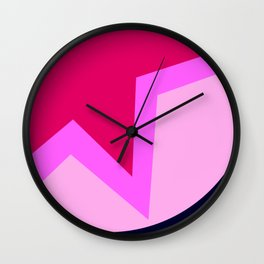 The Lovebirds Wall Clock
