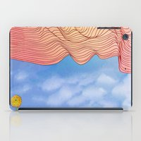 window iPad Cases featuring Window by Brontosaurus