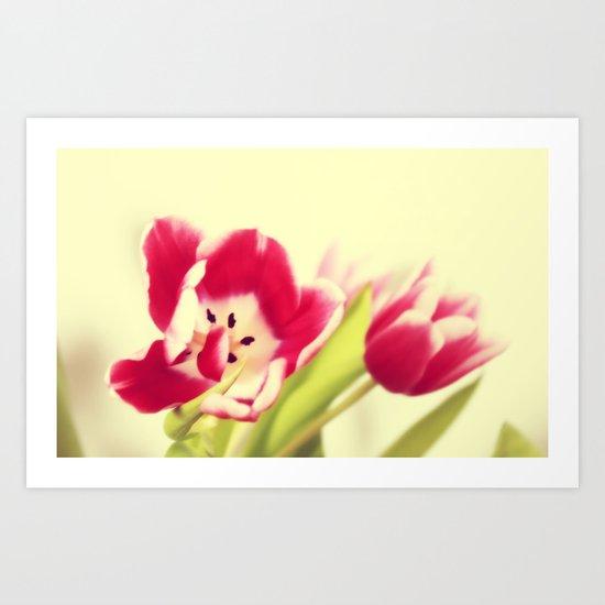 Spring - JUSTART © Art Print