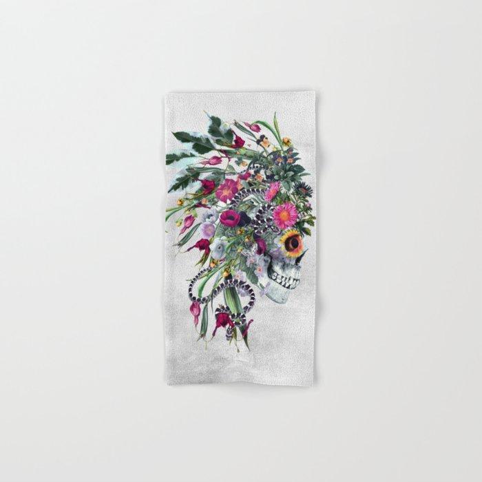 Momento Mori Chief Hand & Bath Towel