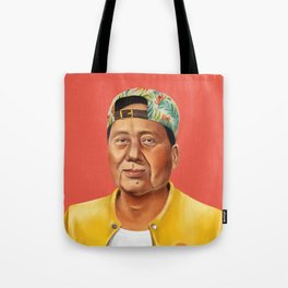 Hipstory -  Mao Zedong Tote Bag