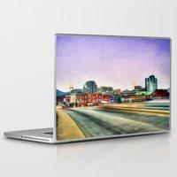 virginia Laptop & iPad Skins featuring Roanoke Virginia by ThePhotoGuyDarren
