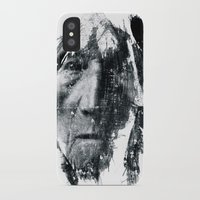 brave iPhone & iPod Cases featuring Brave  by C A R E Y  M O R T O N