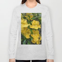 Cat's Claws Vines Long Sleeve T-shirt