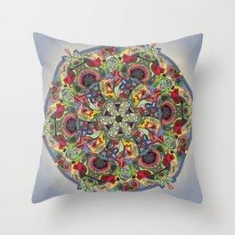 60 Throw Pillow