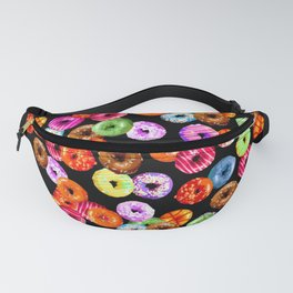 Multicolored Yummy Donuts Fanny Pack