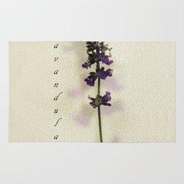 Purple Lavender Rug