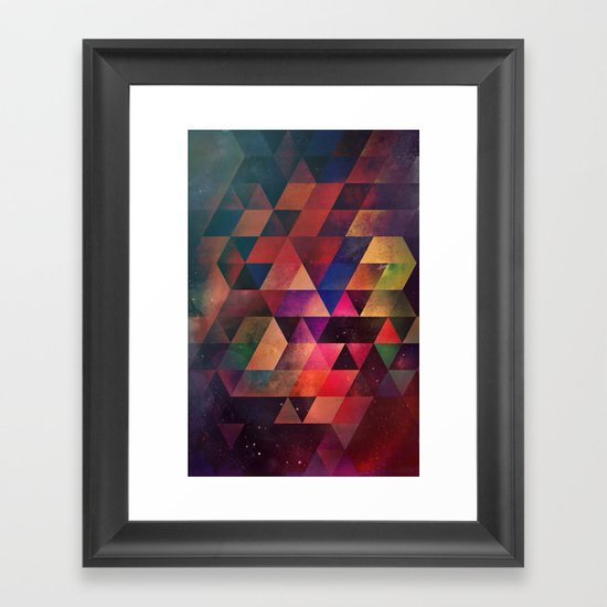 dyrgg Framed Art Print