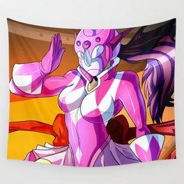 Harakiri Pink Wall Tapestry