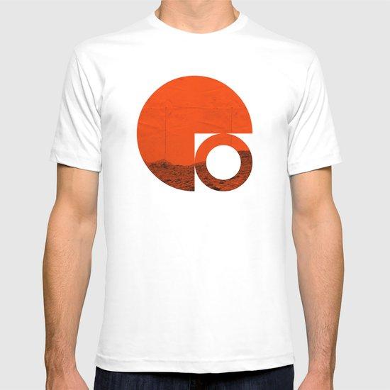 Symbol of Chaos Invert version T-shirt