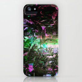 Broken Roses iPhone Case