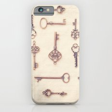 Keys to My Heart iPhone 6s Slim Case