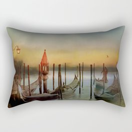 Day Is Done Rectangular Pillow