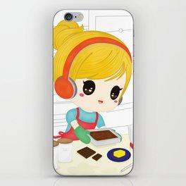 Let's Bake iPhone Skin