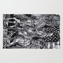 Doom, Death and Liberty Rug