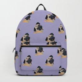 Chilled Pug Backpack