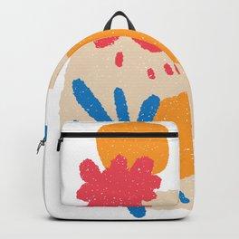 Farbklecks Backpack