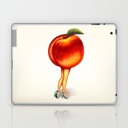 Peach Girl Laptop & iPad Skin