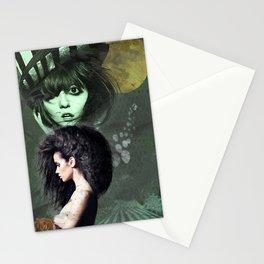 Cirque de la Lune, Pt. 1 Stationery Cards