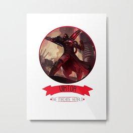 League Of Legends - Viktor Metal Print
