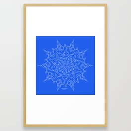 Divine Blessing Framed Art Print