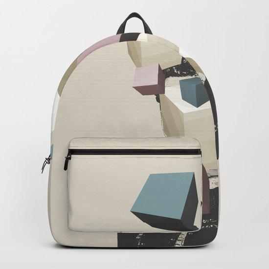 Queen of Cubes Backpack
