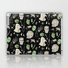 Whole Lot More Horror: BLK Ed. Laptop & iPad Skin