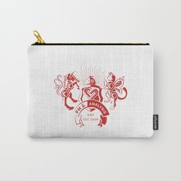 PM & Analysis Guild Crest Carry-All Pouch