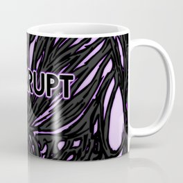 Corrupted Coffee Mugs | Society6