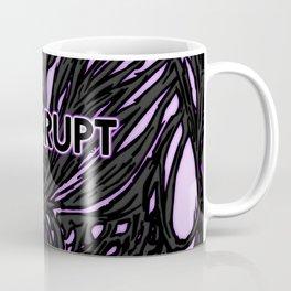 ARK Survival Evolved Extinction Corruption in Original Purple Coffee Mug