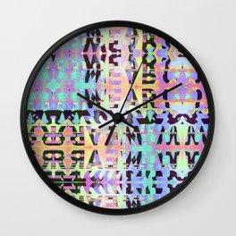 A fad 'cos we. Wall Clock