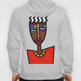 African Beauties  Hoody