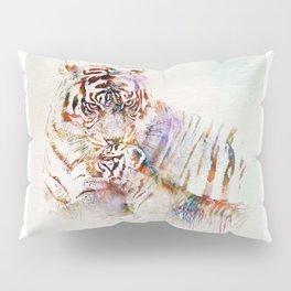 Tigress with Cub Pillow Sham