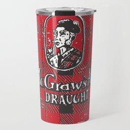 McGraws Ale Travel Mug