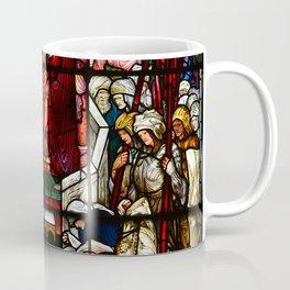 "Edward Burne-Jones ""David Instructing Solomon for the Building of the Temple"" Coffee Mug"
