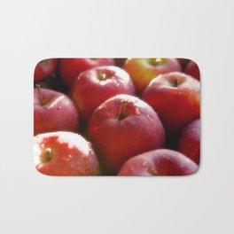 Sweet red Apple Bath Mat