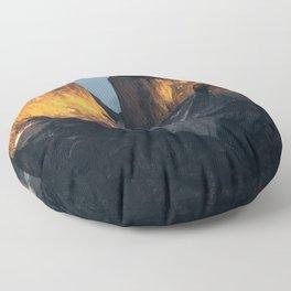 Patagonian Morning Floor Pillow