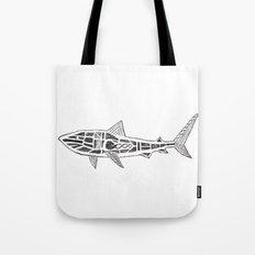 Shark Twist Tote Bag