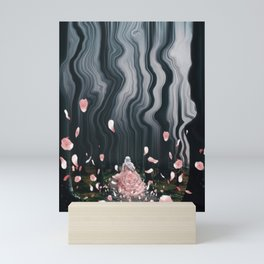 Dying Beauty Mini Art Print