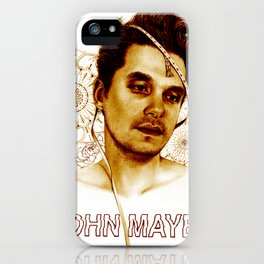 john mayer search everything 2020 iPhone Case