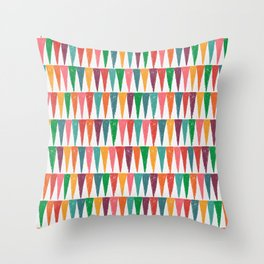 It's Party Time! Throw Pillow