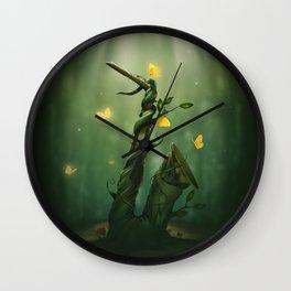 SAX ORGANIC Wall Clock