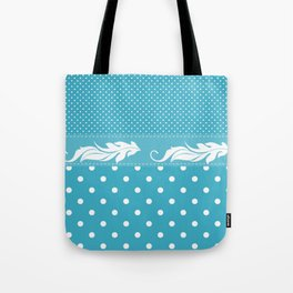 Lots of Dots Tote Bag