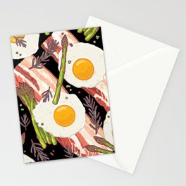 The best breakfast Stationery Cards