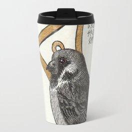 Freya Tree Sparrow Travel Mug