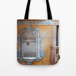 Porto Window Tote Bag
